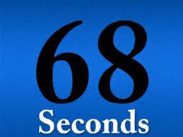 رسیدن به آرزوها در 68 ثانیه