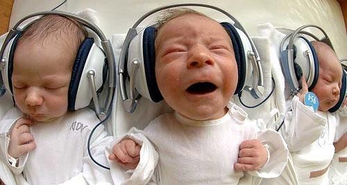 کاربرد موسیقی درمانی در درمان بیماریها baby_music