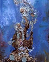 راز مراقبه مولانا