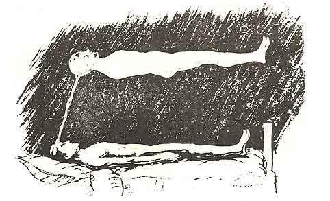 تکنیک کامل خروج روح از بدن 2