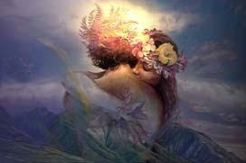 1 - آیا جفت روحی و عشق چیزی است که شما در زندگی کم دارید؟