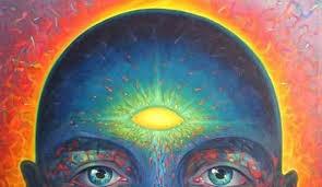 چشم سوم راه ارتباط با روح